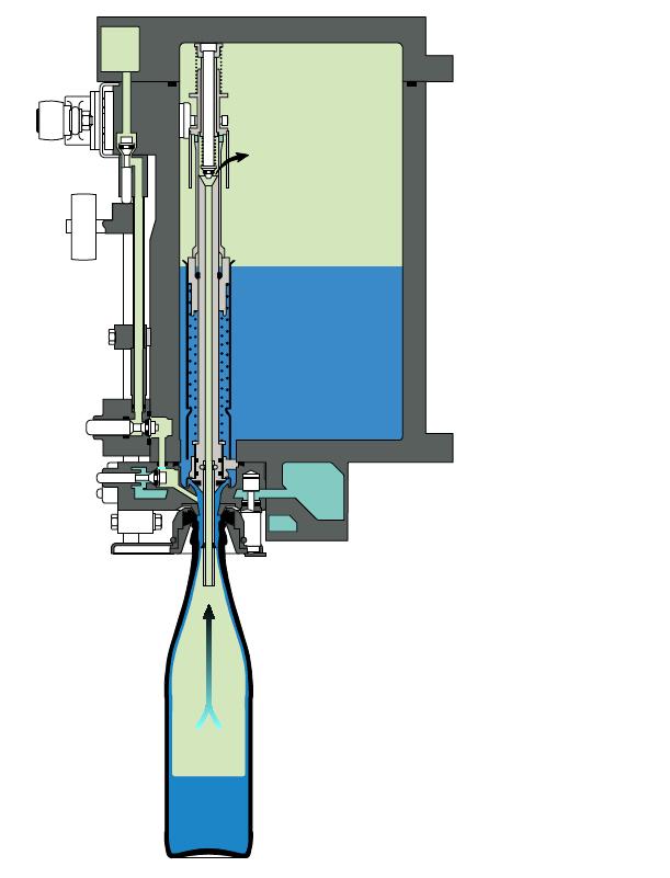 Flaschenfüller-mechanisch